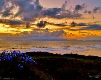 A Donegal Sunset     Ireland,Sunset,