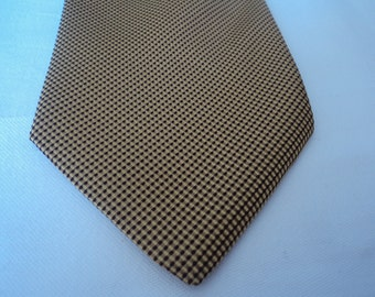 REDUCED - Vintage Italian Herlaine neck tie  (03166)