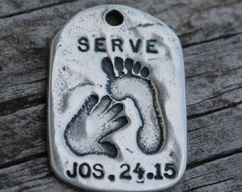 Serve, MyGodTags, Christian, Faith, Hands, Feet