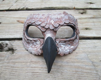 Falcon costume mask, fantasy masquerade mask, costume mask, fantasy, hawk costume, bird mask, birdman