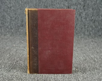 Guy De Maupassant Vol IV Flaubert Ed. By Orsamus Turner Harris C. 1923