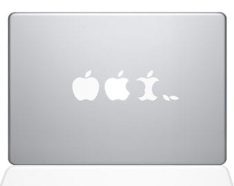 Edible Apple Macbook Decal (1056-MAC)