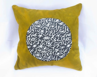 Rune Throw Pillow