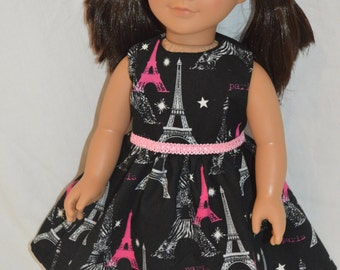 "18"" Doll Clothes-18"" Doll Paris Dress-Doll Clothes-Doll Paris Dress-18"" Doll Dress-15"" Doll Dress-15"" Doll Paris Dress-Doll Dress"