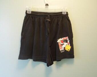 90s Tweety Bird Shorts