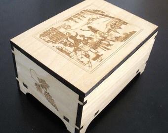 Wine Toasters Box