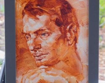 Portrait Series No. 7