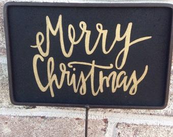 Merry Christmas Sign; home decor
