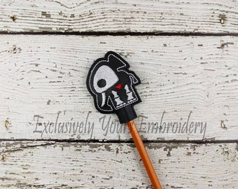 Elephant Skellie Pencil Toppers - Classroom Prizes - Party Favor - Skeleton - Party Supplies - Small Gift - Back to School