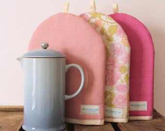 Cafetiere Cosy - Cafetiere - Coffee - Home & Living - Pink - Floral