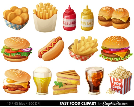clipart fast food free - photo #34