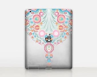Folktale Transparent iPad Case For - iPad 2, iPad 3, iPad 4 - iPad Mini - iPad Air - iPad Mini 4 - iPad Pro