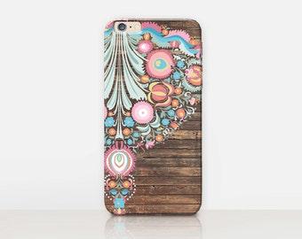 Bohemian Folk Phone Case- iPhone 7 Case - iPhone 7 Plus Case - iPhone SE Case - iPhone 6S case - iPhone 6 case - iPhone 5 Case  Samsung S7