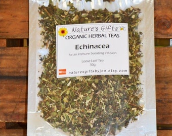 Echinacea - Organic Herbal Tea