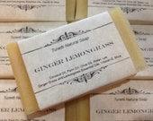 Ginger Lemongrass Natural...