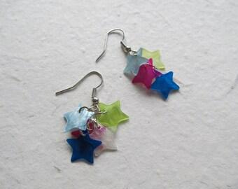 SALE!!! Star earrings, star jewelry