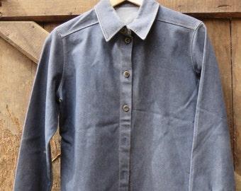 Denim Vintage Shirt