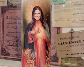 St JoJo Fletcher Bachelorette Bachelor Nation Prayer Candle