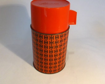 Aladdin food flask - original from the 1970s