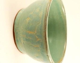 Handmade Wheel Thrown Ceramic Pottery Bowl