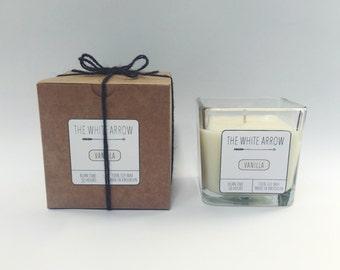 10 oz Vanilla Soy Candle
