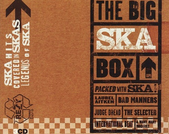 Various - The Big Ska Box