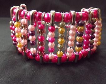 Punky Pin Bracelet