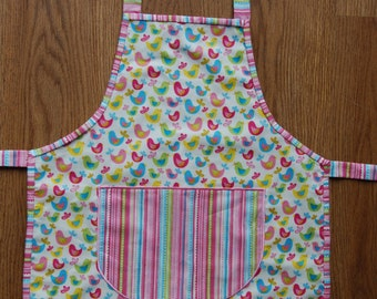 Apron Pattern, Child's Apron Pattern, Small Apron Pattern