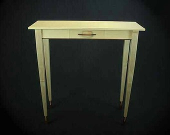 Accent Table contemporary shaker