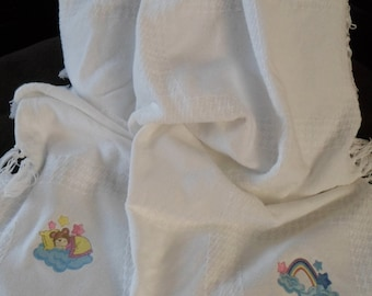 SALE!!! Personalized Baby Blanket