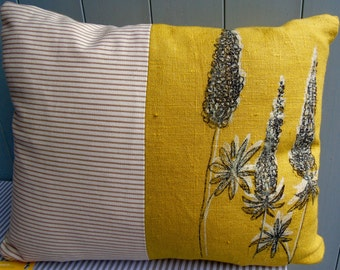 Lovely Linen Cushion