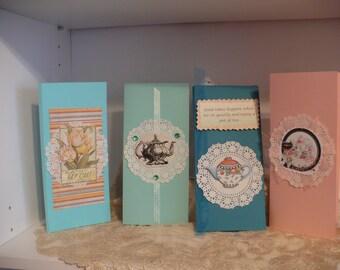 Tea Folders Teas the Season  A gift for all seasons