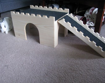Bunny Fort and Ramp