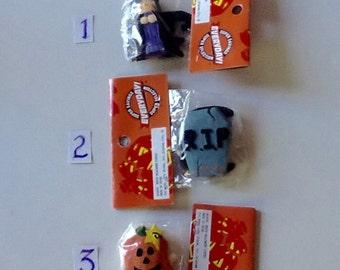 Halloween Mini Figurines
