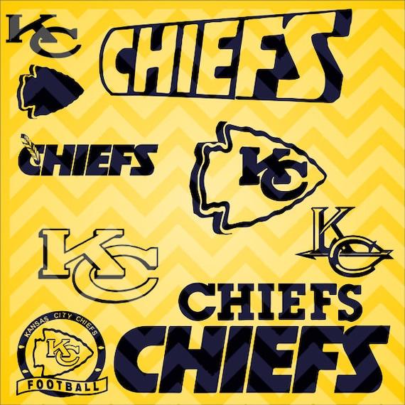 Download Kansas City ChiefsKansas City Chiefs svg Chiefs dxf by ...