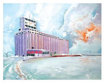 Buffalo Old Factory