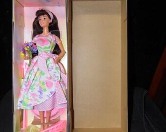 Spring Petals Barbie Doll