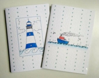 Pocket Notebooks - 2 pack