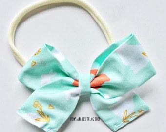 BUNNIES sailor bow