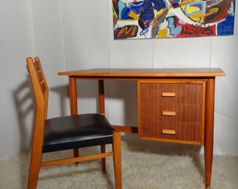 Office vintage Scandinavian of the 1960s with its Chair