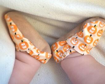 halloween costume for baby halloween slippers  halloween baby shoes halloween booties  baby crib shoes pumpkin baby shoes pumpkin halloween
