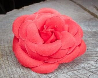 Rose Hair Clip ~1 pieces #100804