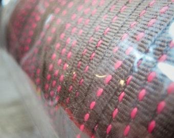 300 Yards Pink Dash Ribbons ~1 pieces #100968