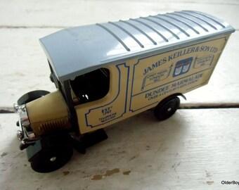 Vintage Corgi Diecast 1929 Thornycraft Van Corgi Classics truck James keller & son ltd Dundee Marmalade Vintage Corgi truck D2/1088