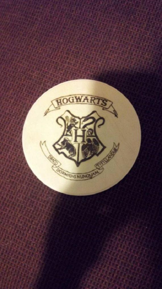 5 piece Harry Potter Wall Decor set *HOGWARTS*