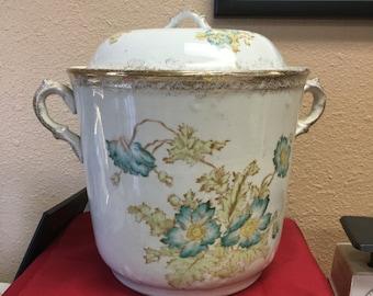All-Purpose Vintage Lidded Jar