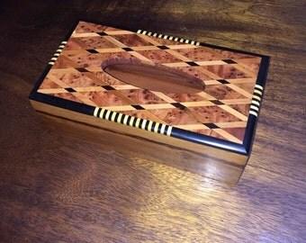 Thuya Tissue Box
