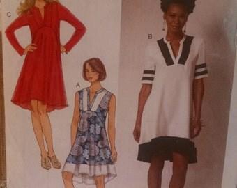 Butterick 6209 women's vintage dress sewing pattern