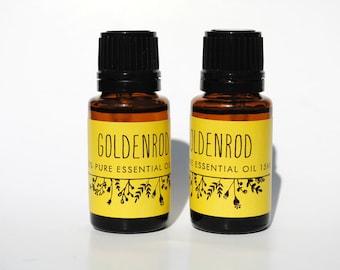 Goldenrod Essential Oil (15ml)