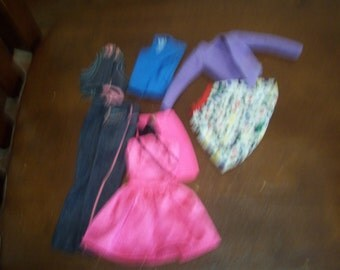 Barbie Labeled Outfits